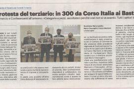 La Nazione di Arezzo 26 febbraio 2021