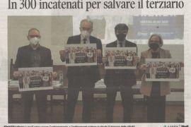 Corriere di Arezzo 26 febbraio 2021