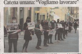 Corriere di Arezzo 2 marzo 2021