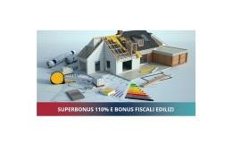 SUPERBONUS 110% E BONUS FISCALI EDILIZI