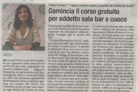 Corriere di Arezzo 27 maggio 2021