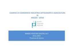 BANDO VOUCHER DIGITALI 4.0 – ANNO 2021: ECCO COME PARTECIPARE