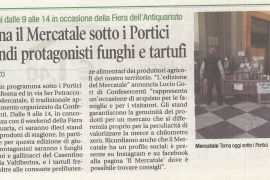 Corriere di Arezzo 5 giugno 2021