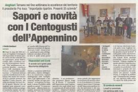 Corriere di Arezzo 26 ottobre 2021